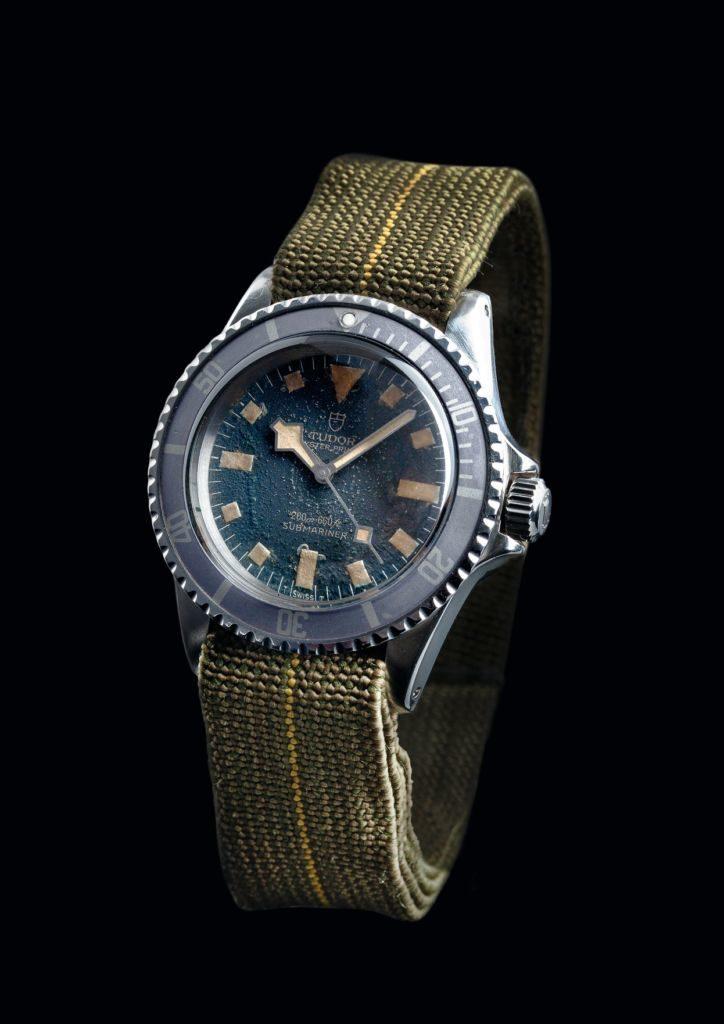 Tudor Oyster Prince Submariner 9401