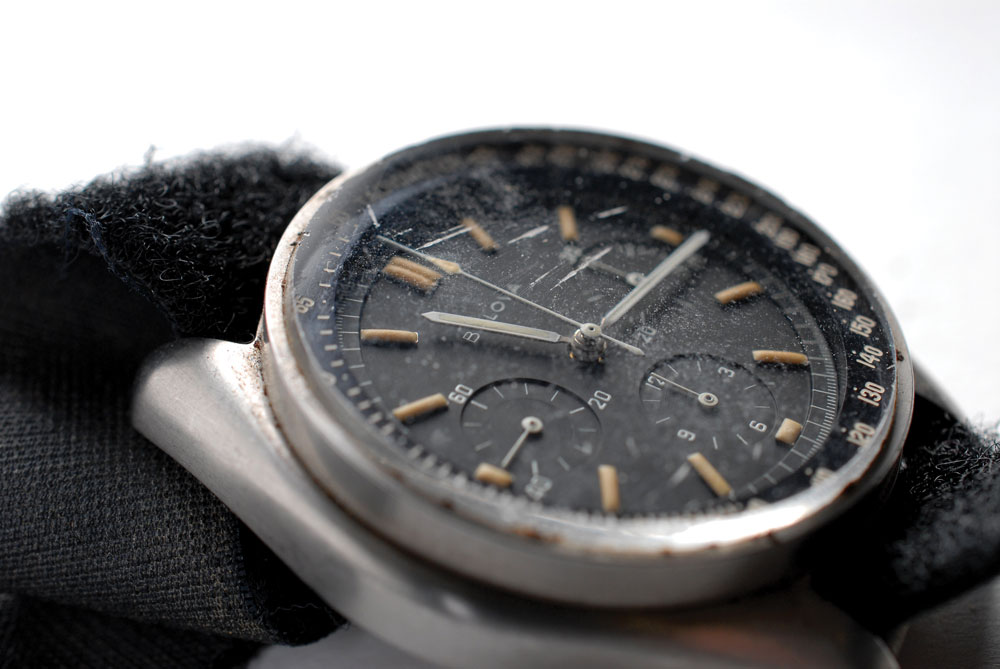 Original Bulova Moonwatch Scott NASA