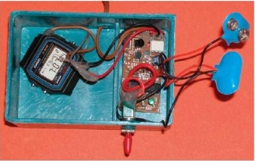 Al Quaida Casio Timer aus dem Jahre 2002