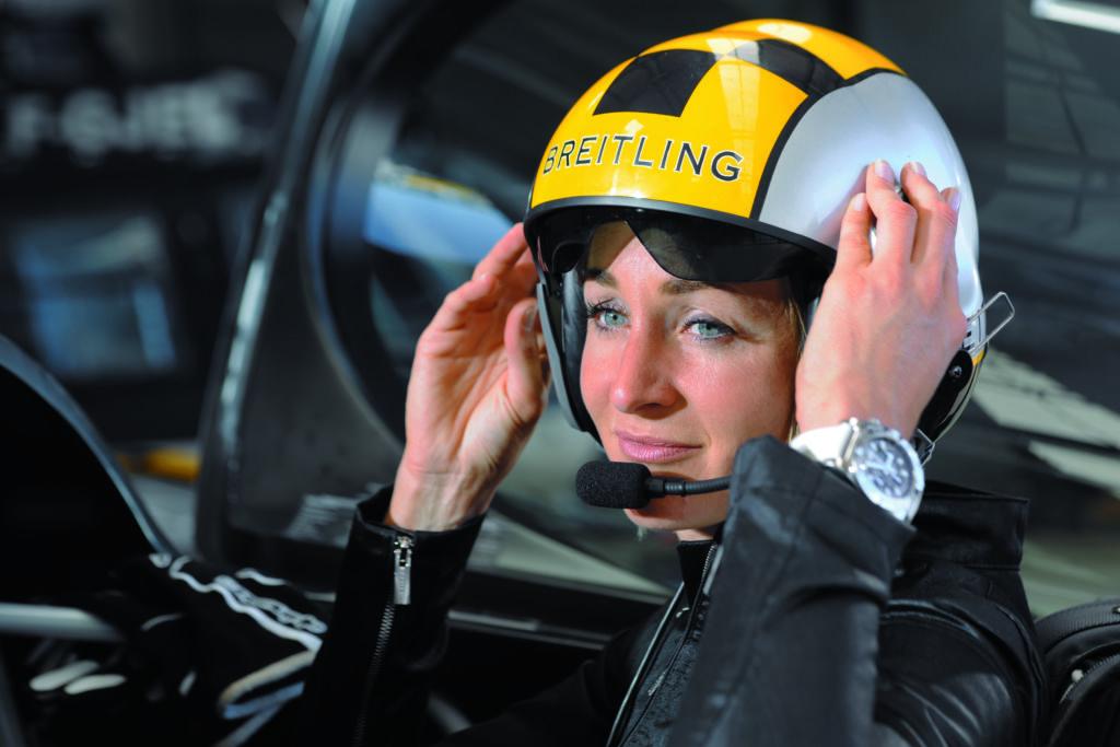 Aude Lemordant Breitling