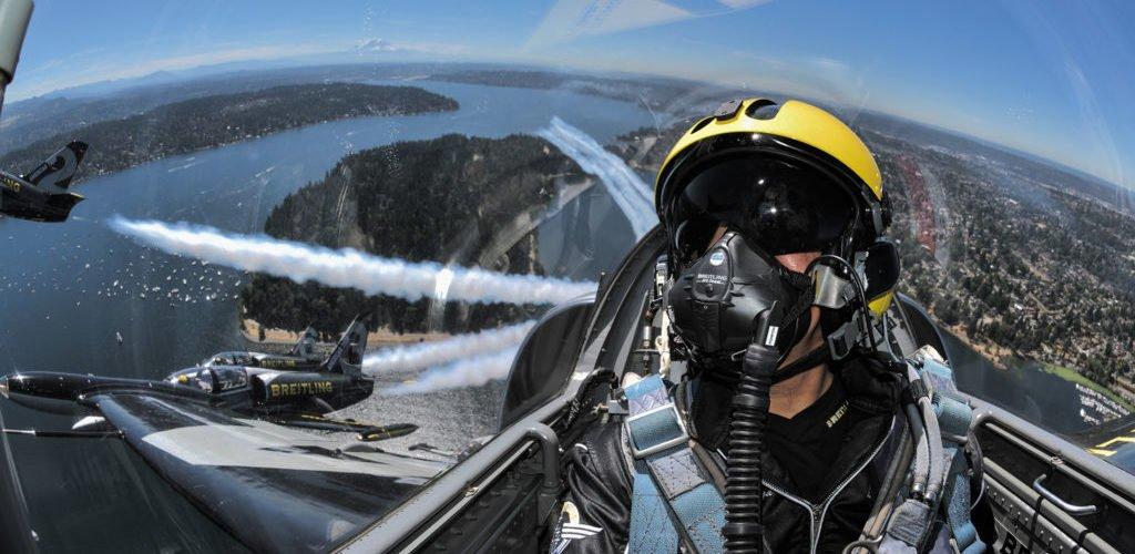 Breitling Jet Team - American Tour - Seattle
