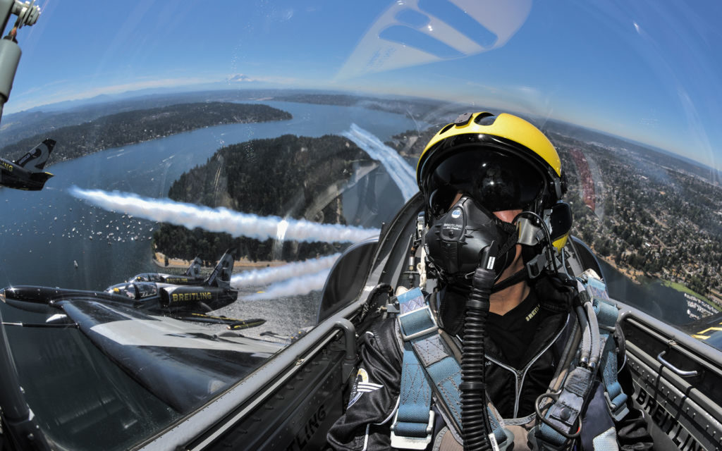 Breitling Jet Team - American Tour - Seattle