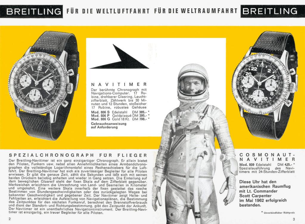 Breitling Navitimer - vintage commercial