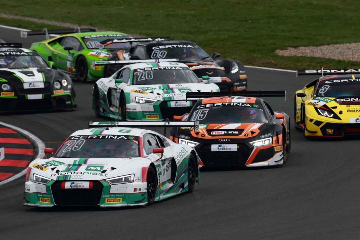 CERTINA Motorsports / ADAC GT Masters, 1. Event 2016, Oschersleben, GER