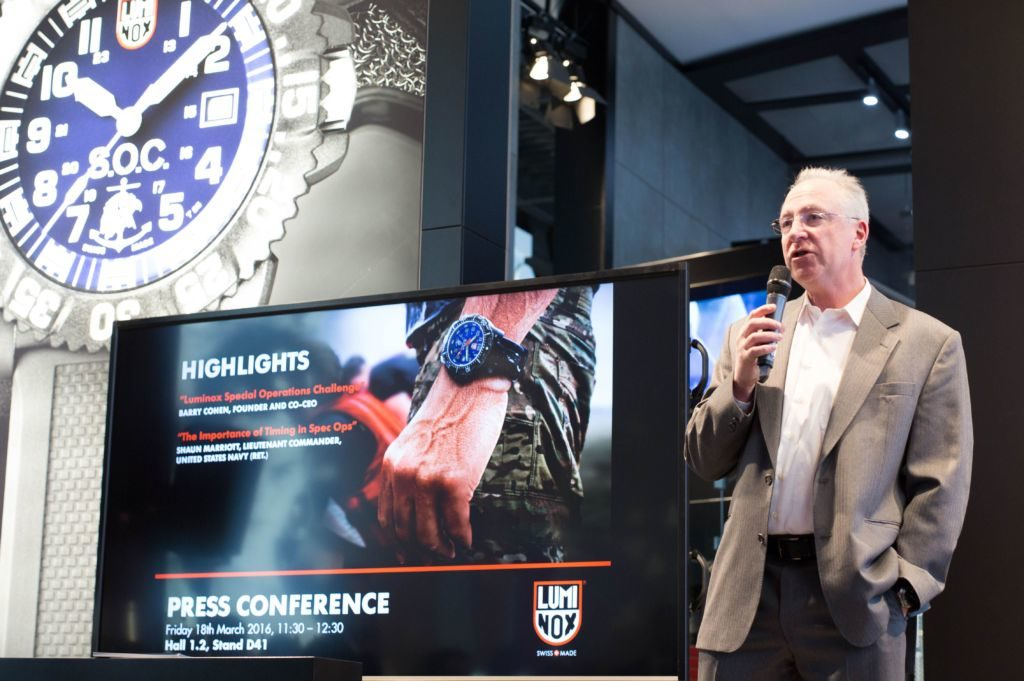 Luminox Baselworld 2016