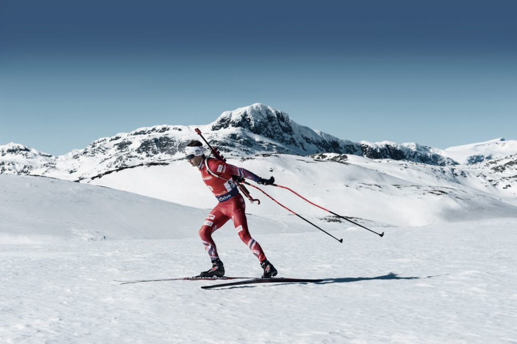 Ole Einar Bjørndalen © Certina