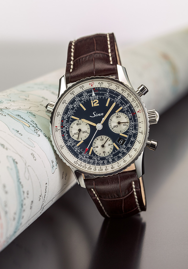 Sinn Navitimer Alternative 903 St