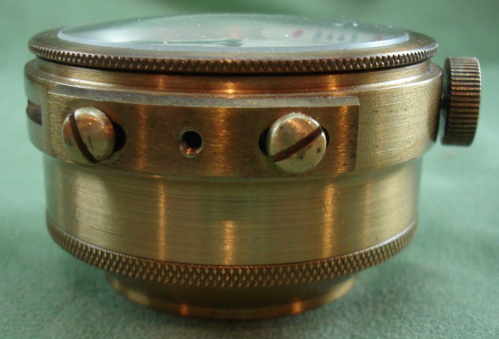 Hamilton Marine Chronometer Schiff