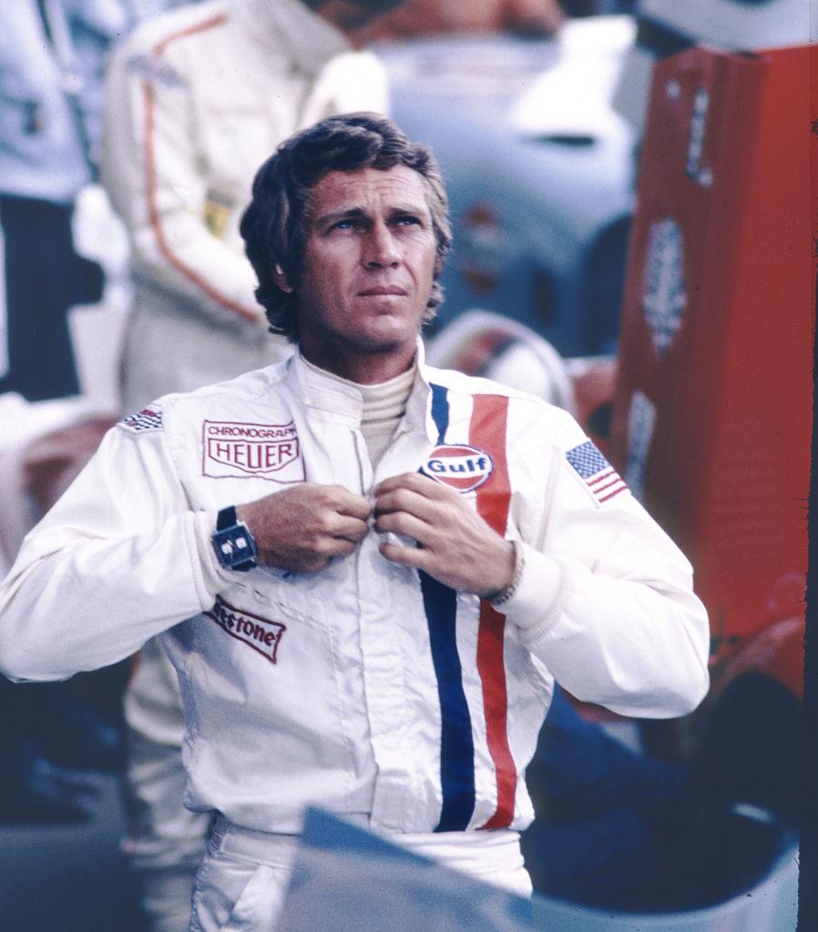 TAG Heuer Monaco Original 1969 1970 Steve McQueen