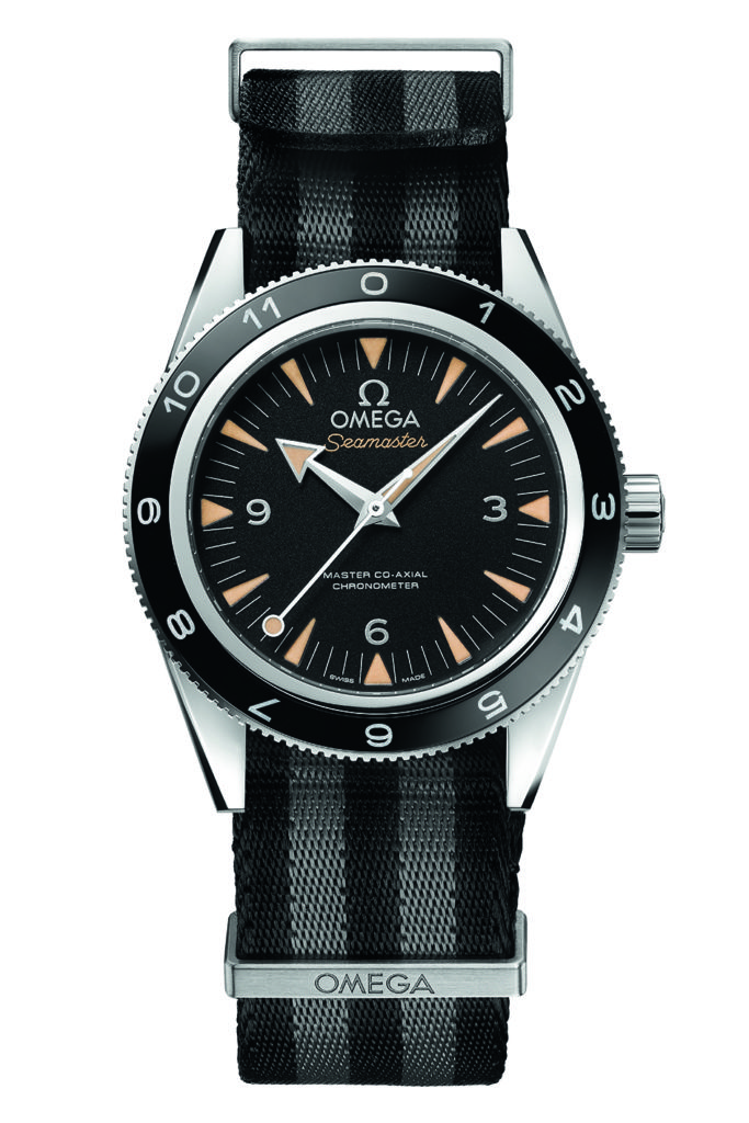 Omega Seamaster 300 Spectre James Bond