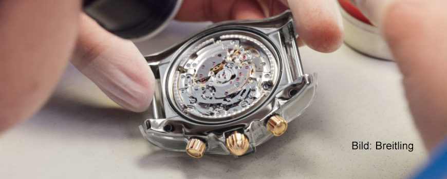 Breitling Chronométrie - Emboitage