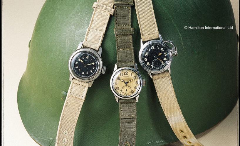 Hamilton Vintage Militäruhr