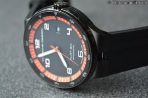 Read more about the article Review: Porsche Design Uhr Flat Six P'6350 – moderne Sommeruhr