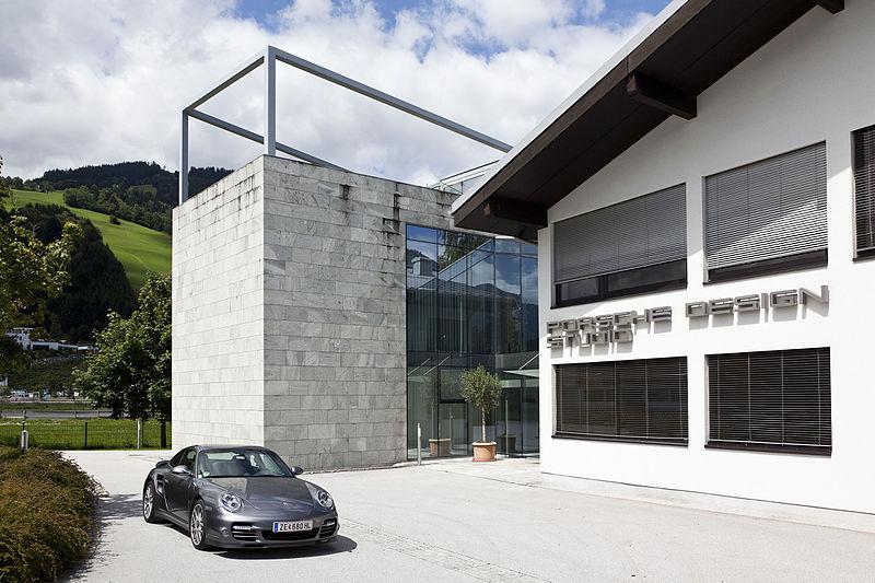 Porsche Design Studio Zell am See