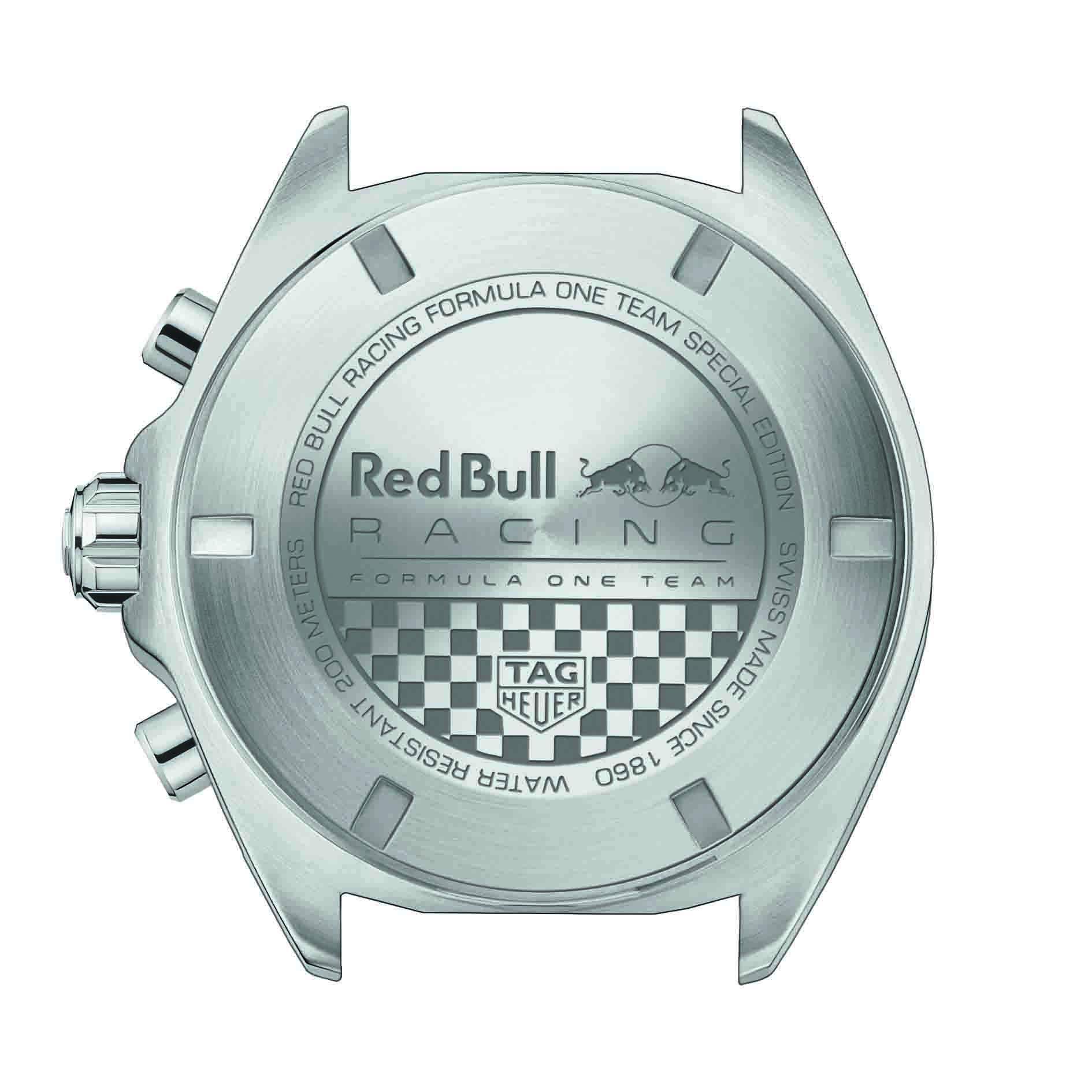 TAG Heuer Red Bull Chronograph _CAZ1018.BA0842 2016