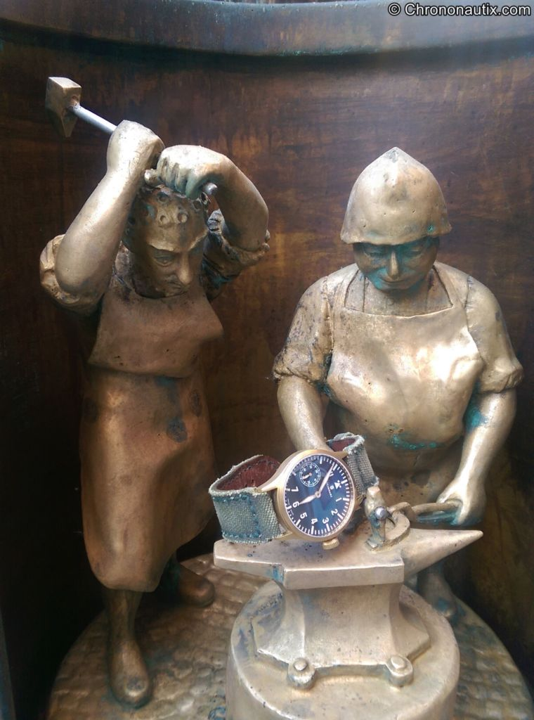 Steinhart Nav-B Bronze