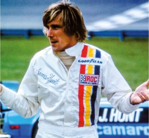 James Hunt TAG Heuer Formula 1