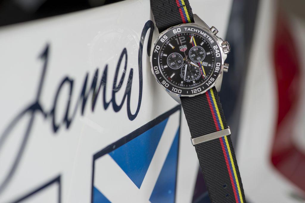Neue Uhr: TAG Heuer Formula 1 James Hunt Limited Edition | UhrForum