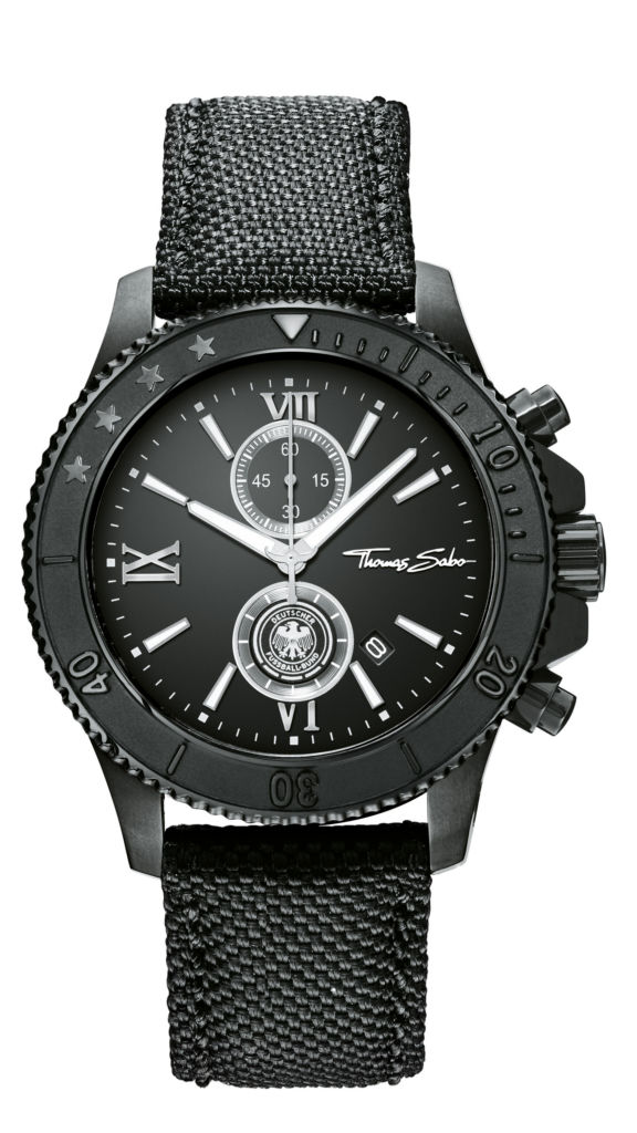 Thomas Sabo Uhr Rebel Race DFB EM 2016