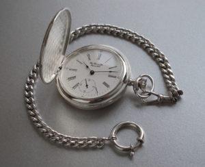 Tissot Taschenuhr Heritage 1936