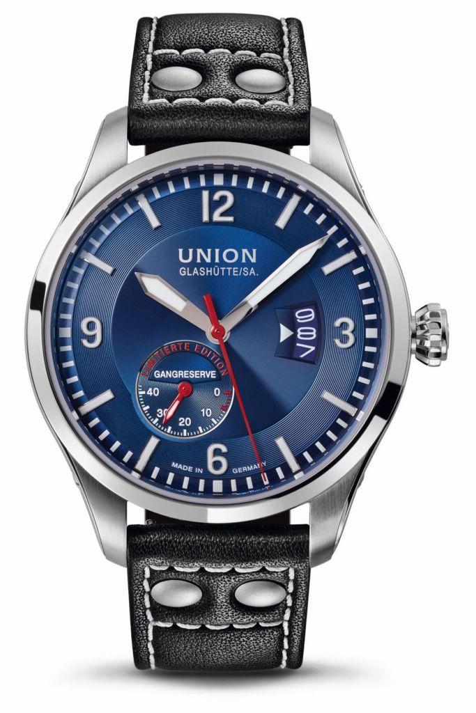 Union Glashütte_Belisar Pilot Gangreserve_Limitierte Edition Sachsen Classic 2016_D002.624.16.047.09