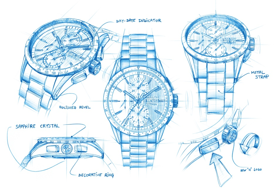 H43516131 Hamilton Broadway Auto Chrono Sketch_mid_14186