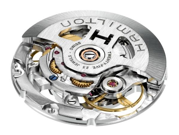Hamilton Automatikwerk H-10