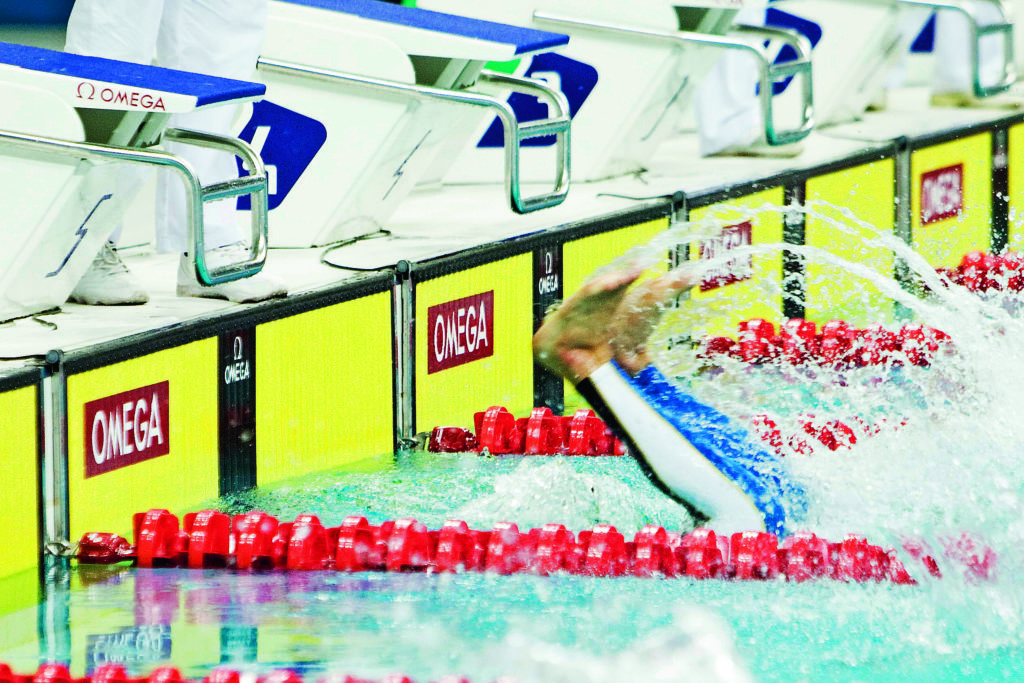 OMEGA Olympic Games London 2012_swimming timekeeping_4