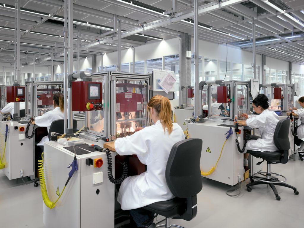 Rolex Werkstatt Biel