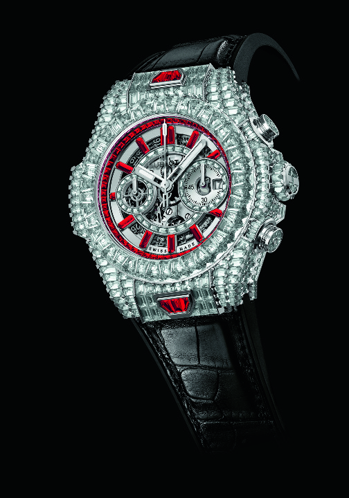 Hublot 411.WX.9042.LR.9942 Diamonds Rubin