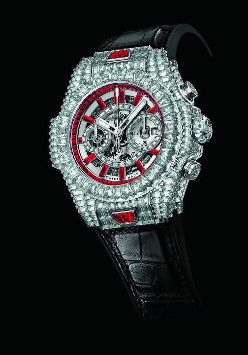 Hublot 411.WX.9042.LR.9942 Diamonds Rubin