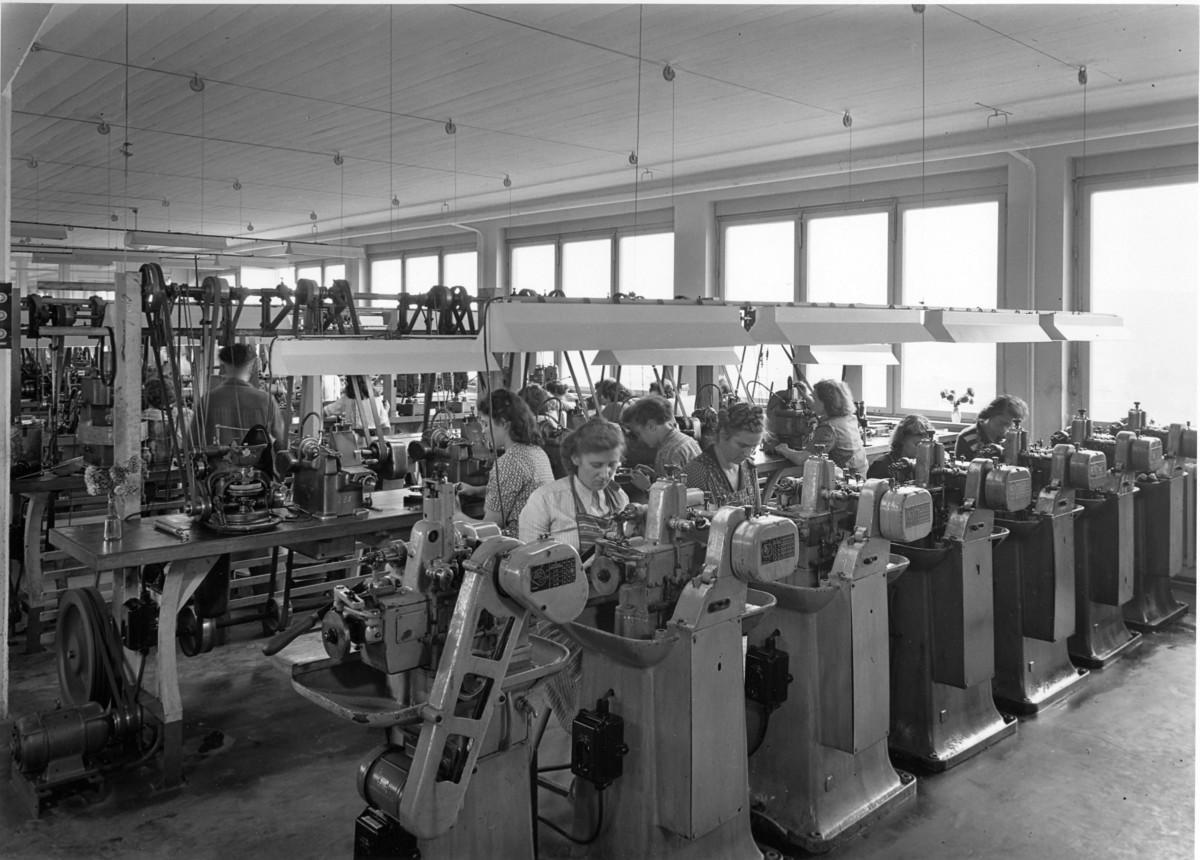 Laco Werkstatt Historisch