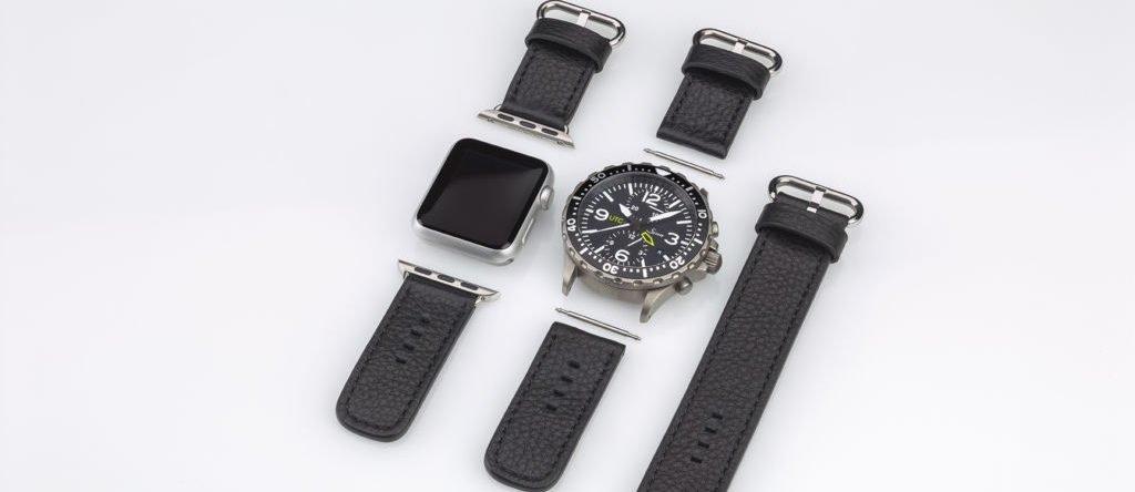 Sinn Duales Bandsystem Doppelarmband Apple Watch