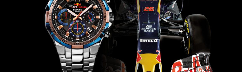 Casio Toro Rosso Casio Toro Rosso EFR-554TR