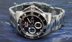 Read more about the article Longines Hydro Conquest Chronograph L3.644.4.56.6 im Test