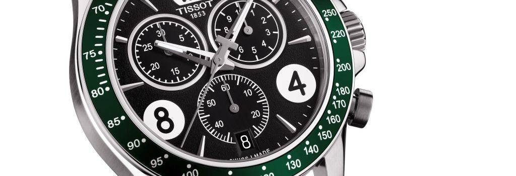Tissot V8 2016 Quarz Chronograph T1064171605700 Details
