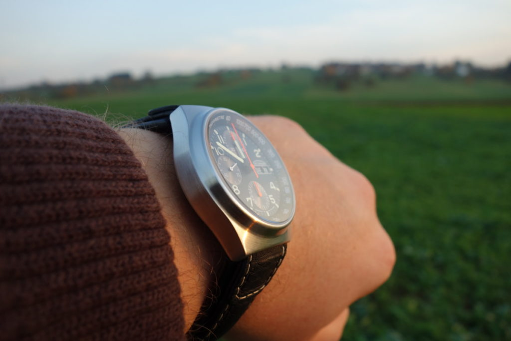 Guinand Sportchronograph 60.50-T2
