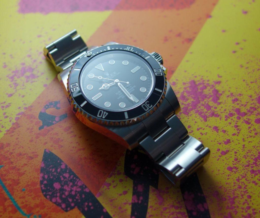 Rolex Submariner 114060