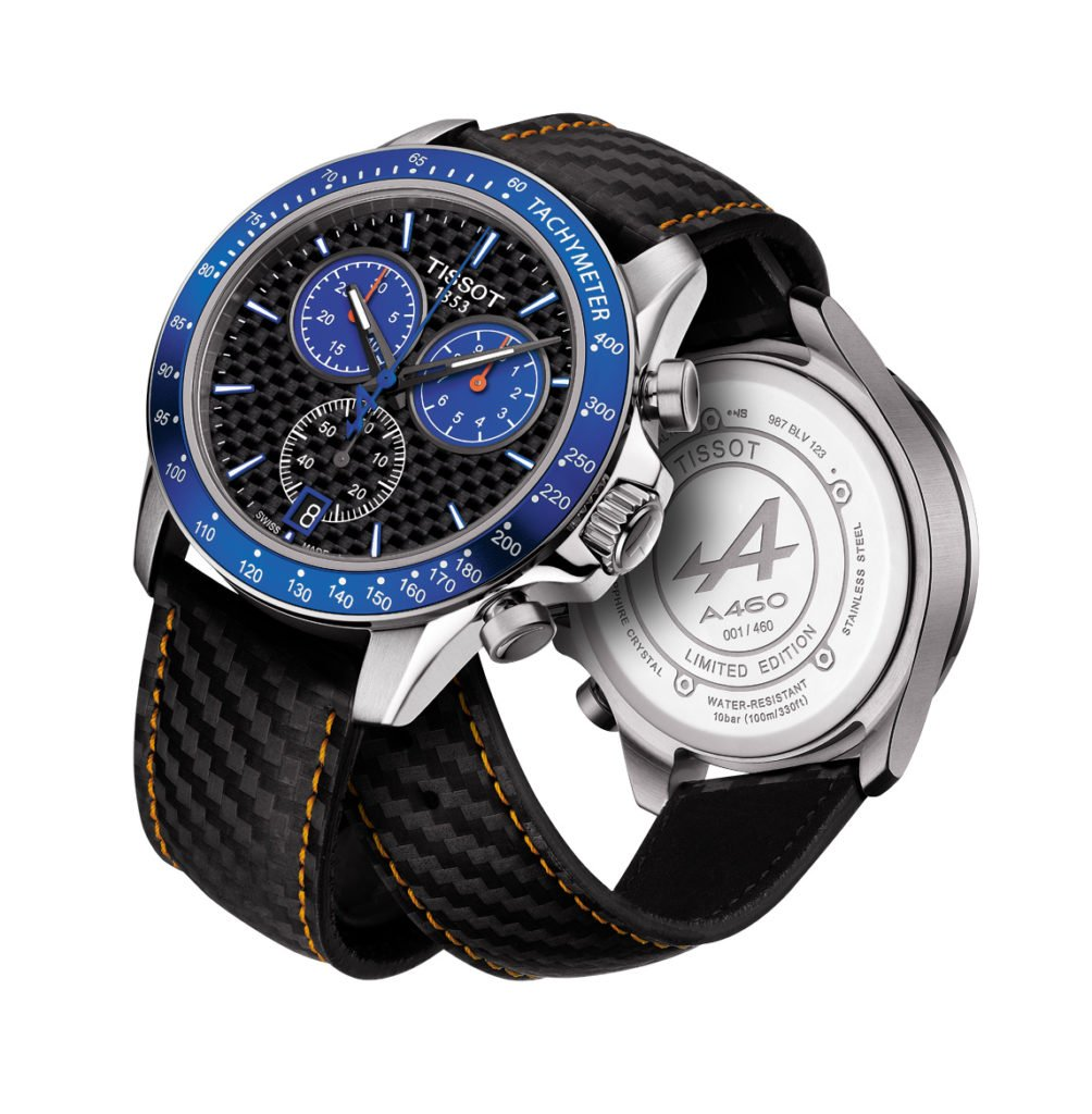 Tissot V8 Alpine A460 Limited Edition