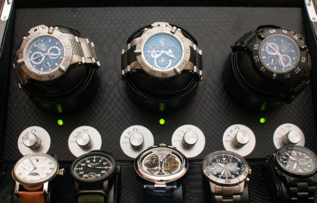 Programmierbarer Uhrenbeweger, Bild: Eric Kilby auf Flickr (CC BY-SA 2.0)