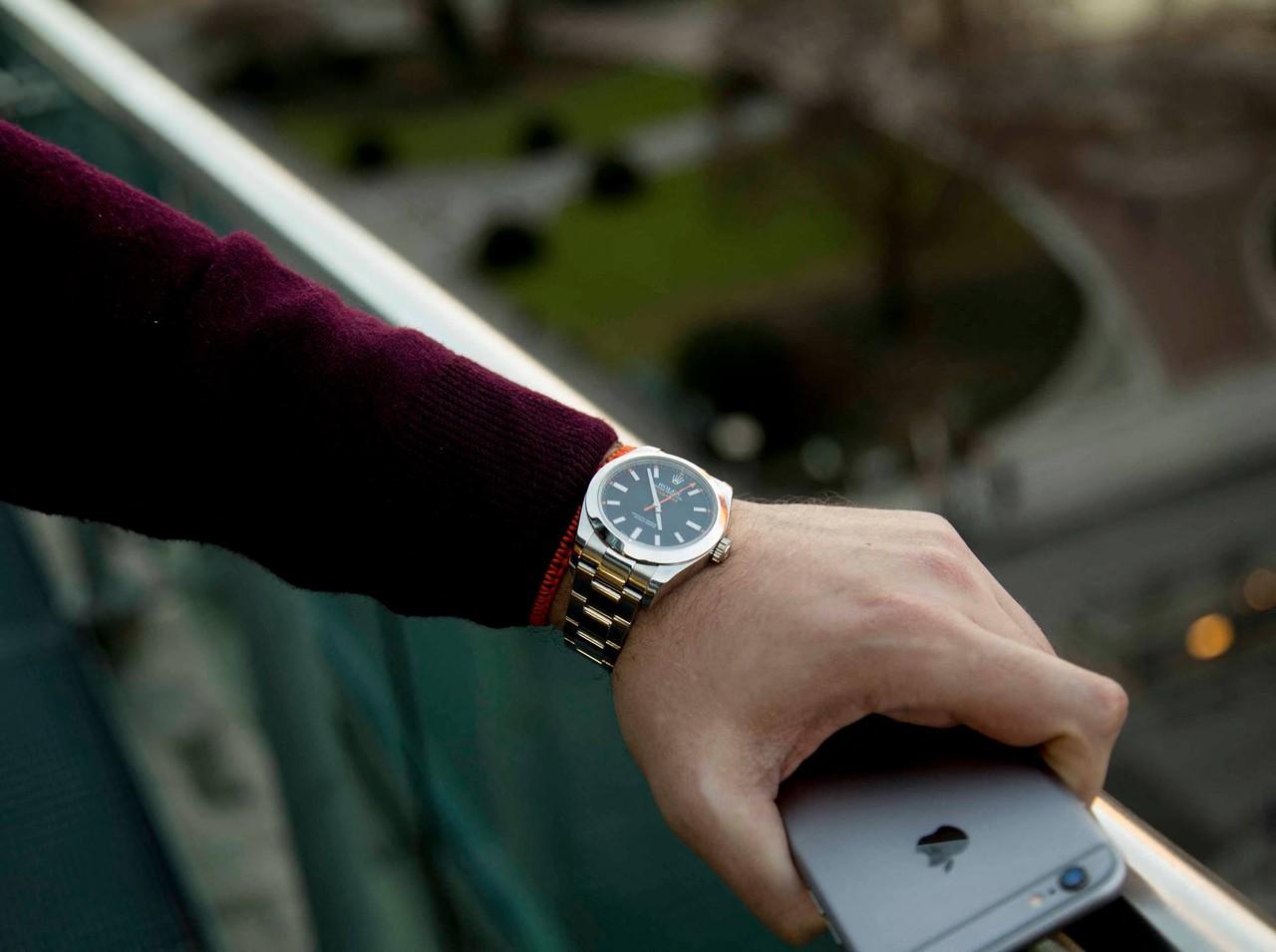 Rolex Uhrenbeweger sinnvoll