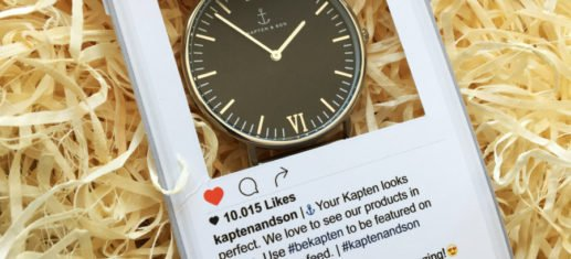 Kapten & Son Campus Mesh 40 Iphone Instagram Schablone