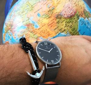 Kapten & Son Campus Mesh 40 Watchbandit Anchor