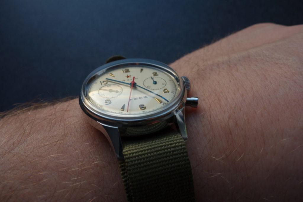 Seagul 1963 chinesischer Flieger-Chronograph