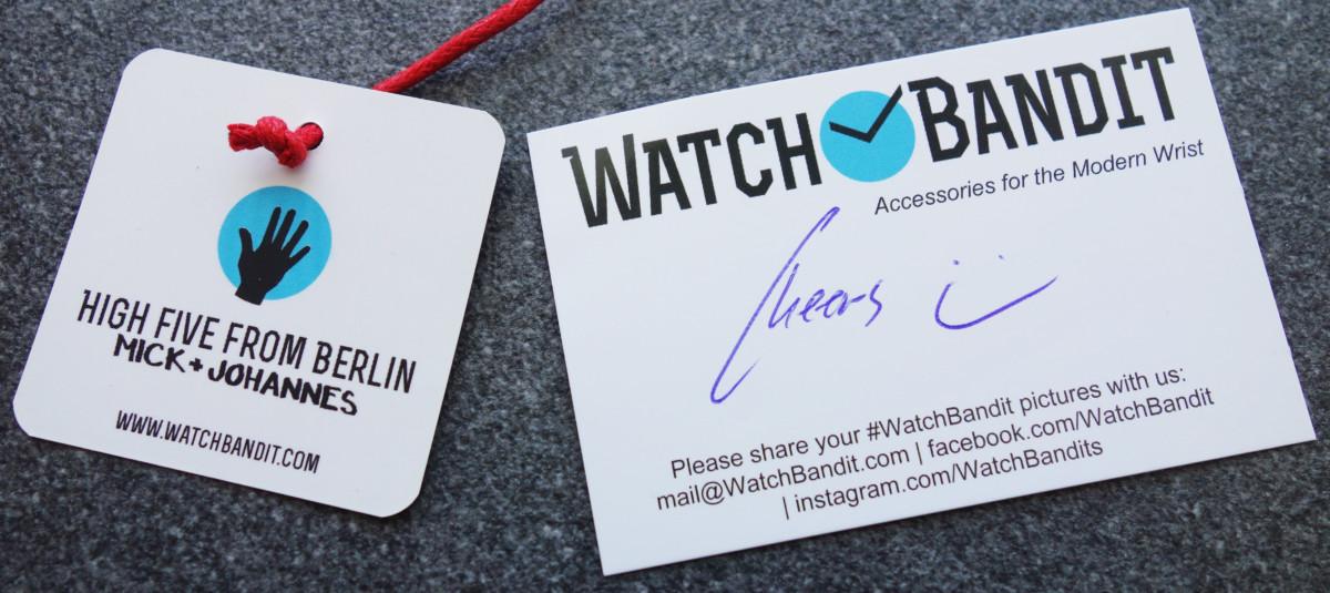 Erfahrungen mit WatchBandit - Uhren-Armbänder im Vergleich ...