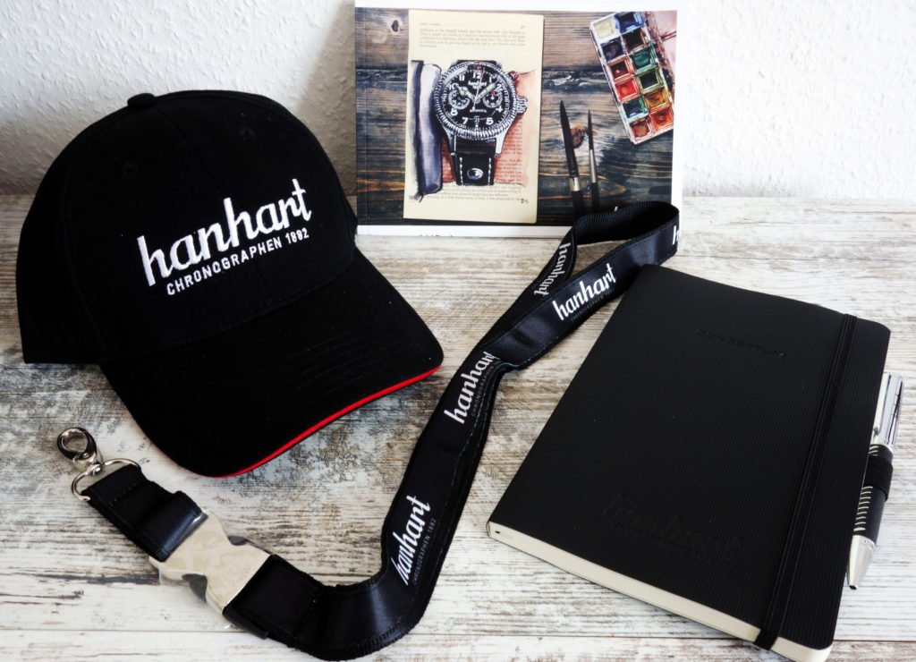 Hanhart Fanpaket Gewinnspiel
