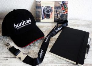 Read more about the article Gewinnspiel: Hanhart-Fanpaket