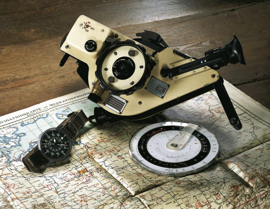 Oktant Laco Beobachtungsuhr WW2 zweiter Weltkrieg