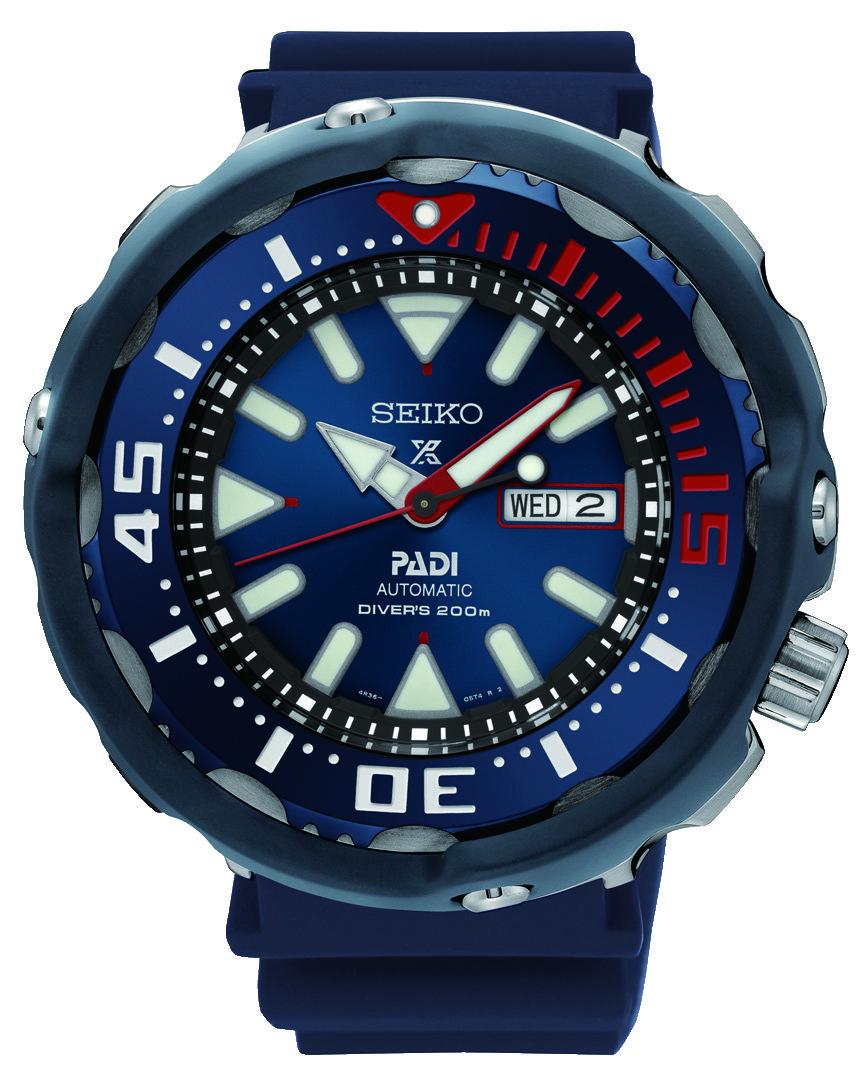 Seiko Prospex Diver Monster SRPA83K1