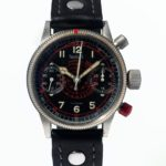 Hanhart TachyTele WW2 World War 2 Original Vintage German Military Watch
